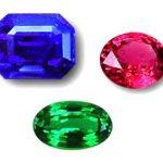 Gemas o piedras preciosas