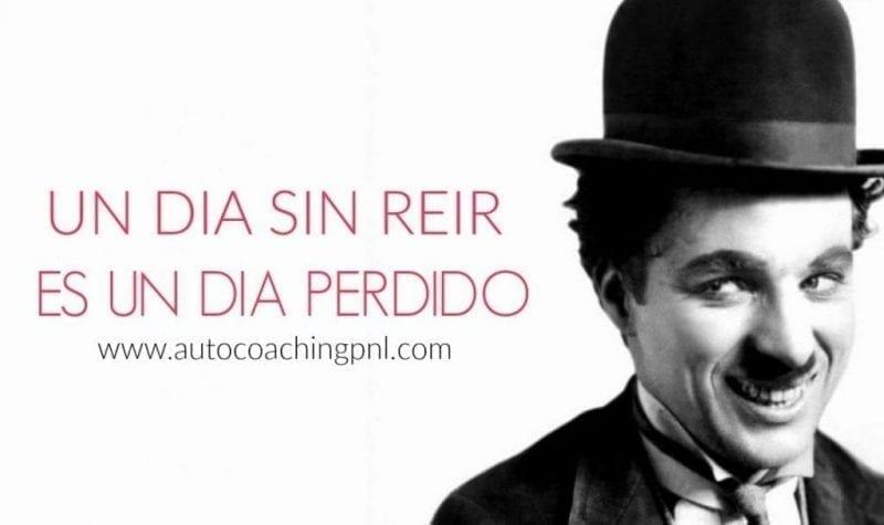 Un dia sin reir es un dia perdido Charles Chaplin