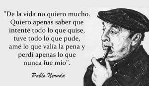 20 Frases de Pablo Neruda que te van a hacer pensar en el amor
