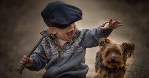 Los pequeños necesitan ser felices, no ser los mejores