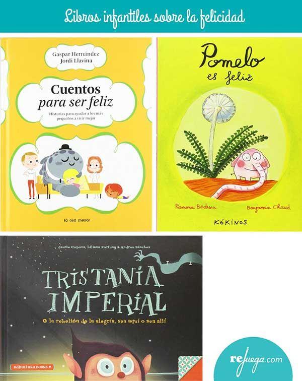 libros para niños sobre la felicidad