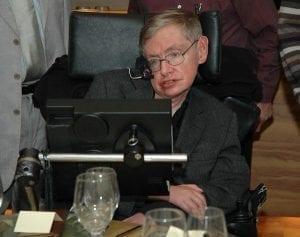 Stephen Hawking da precioso mensaje a personas con depresión