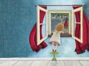 Enseñemos a los pequeños a ser felices, en vez de ser perfectos