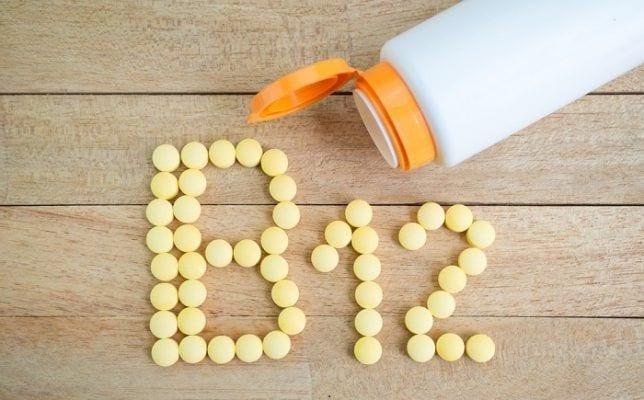Deficiencia de Vitamina B12 síntomas, causas y soluciones