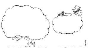 De qué manera cambiar tus pensamientos para sentirte bien