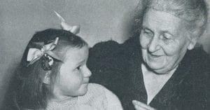 19Mandamientos deMaría Montessori para los progenitores defamilia