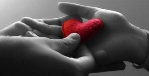 El corazón precisa vitaminas A, B, C: Abrazos, Bondad y Cariño