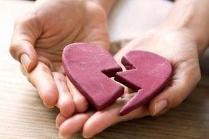 El síndrome del corazón roto: muy frecuente en la mujer