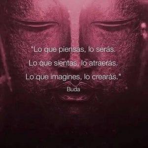 Buda también conocía la ley de la atracción